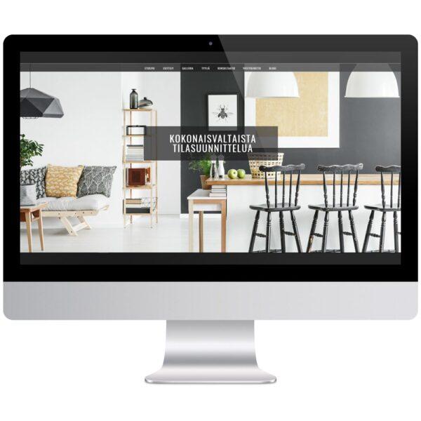 Interior-verkkosivupohja-media-assari